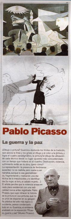 *Guernica ...!interpretación de las figuras,Pablo Picasso* - Anundis.com :