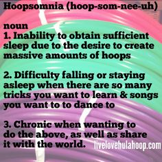Any other sufferers out there?  #hoopproblems #livelovehulahoop
