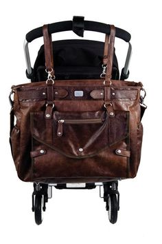 Lady Brown MAGIC STROLLER BAG    @Emily Joslin this what I was talking about today.