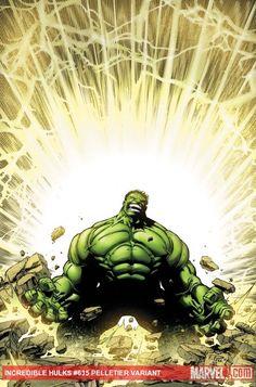 La Masa Hulk Primera apariciónThe Incredible Hulk #1 (mayo de 1962) Creador(es)Stan Lee Jack Kirby Interpretado porBill Bixby y Lou Ferrigno (1977) Eric Bana (2003) Edward Norton (2008) Mark Ruffalo (2012 -)