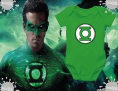 Na BABY BRUTTU você encontra body do Laterna Verde, Capitão América, Batman, Robin e outros super-heróis.