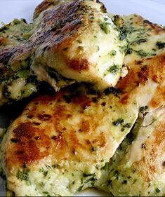 oven baked Thai chicken breasts