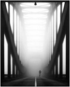 Cross the bridge, not the fog... www.sheilablanchette.wordpress.com