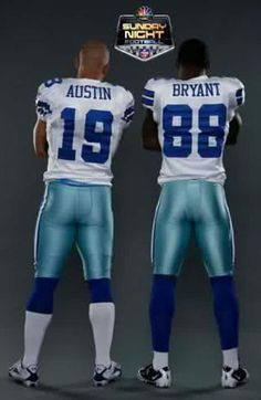 Miles and Dez - the only two reasons i watch cowboys football