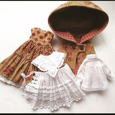 936 отметок «Нравится», 29 комментариев — Дина Крылова (@dina70k) в Instagram: «Комплект для куклы Блайз. Сделано на заказ. #blythedoll #blythe #одеждадляблайз #одеждадлякукол…»