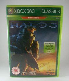 #Halo #3 #Microsoft #XBOX #360 #Spiel