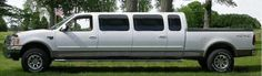Ford F-150 Limo makes People Obsessed with Trucks