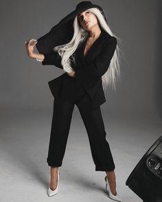 Leopard Print Leggings, Ariana Grande, Goth, Jumpsuit, Photoshoot, Chic, Pretty, Model, Pants