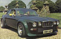 """1975 Jaguar XJ12C """" Big Cat """" by Broadspeed"""