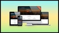 Learn PSD to Responsive Parallax HTML/CSS Web Design Coupon|$10 95% off #coupon
