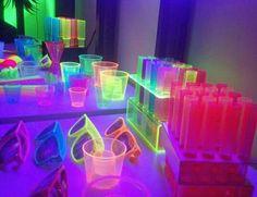 Neon Party Goods