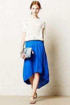 Pendulum Midi Skirt