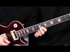 "▶ Gary Moore style fast pentatonic lick - ""Blues for Narada"" - guitar lesson - YouTube"