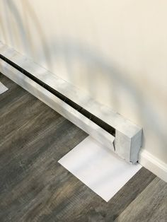 How to Paint Electric Baseboard Heaters - Just Call Me Homegirl
