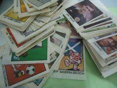 Figurinhas Da Copa Espanha 82/méxico 86 Ping Pong Chiclete