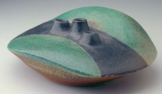 Karen Karnes Black and Green 1998