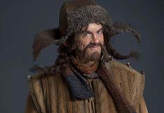 Hobbit: Bofur, interpretado por James Nesbitt.