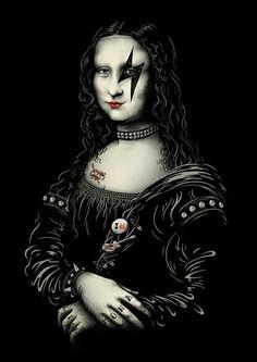 Mona Lisa Heavy metal