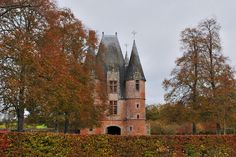 Château de Carrouges, France  #Normandie #Normandy #purenormandie #france #orne #chateau #architecture #manoir
