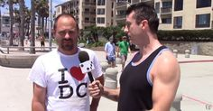 """VIDEO: AMERICANS DON'T KNOW WHO WASHINGTON D.C. WAS NAMED AFTER """"Can I Google it?"""""""