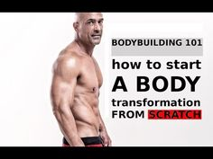 How do I start a body transformation from scratch? | gertlouw