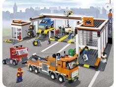 LEGO - 7642 - Le garage