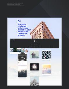 Stock Photos | Mood Board on Behance
