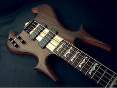 BC Rich Zombie 5 Exotic