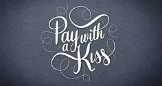 Café Accepts Kisses As 'Payment' For Coffee Awwww :)