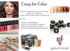 Crazy for Colour