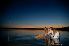 В ніч на Івана Купала~On the night of Midsummer (Ivan Kupala Day in Ukraine)