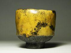 Very yellow ceramics : Moja Ceramika : mojaceramika. Glass Ceramic, Ceramic Bowls, Ceramic Art, Stoneware, Pottery Bowls, Ceramic Pottery, Pottery Art, Thrown Pottery, Slab Pottery