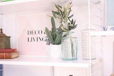 blog - Deco & Living Estilo Boho, Live, Blog, Home Decor, Study Corner, Blank Canvas, Bowl Sink, Hammocks, House Decorations