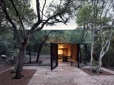 A Woodland Retreat In Mexico By Tatiana Bilbao | iGNANT.com