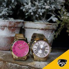 Não sabes qual oferecer? Um-dó-li-tá… #egowatches #gofightyourself #pink #friends #presents