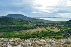 Balaton - Szigligeti várból, Hungary