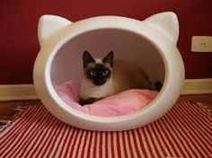 Resultado de imagen para cama para gato
