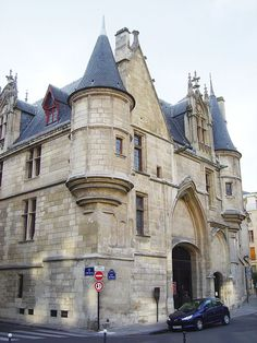 Paris Hotel de Sens  - Le Marais