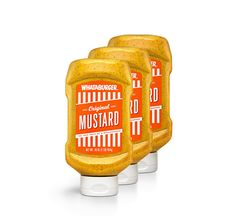 Hey Texas!!! Our favorite store, H-E-B, now carries the condiments of our favorite burger! What A Burger!  Texas is a Whataburger state. Lucky you!!!