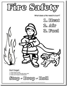 Top 10 Free Printable Community Helpers Coloring Pages
