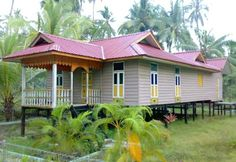 Malay Traditional House Design Amazing Batam in Indonesia Homes House Decor