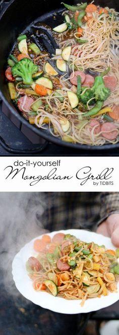 Do-it-yourself Mongo