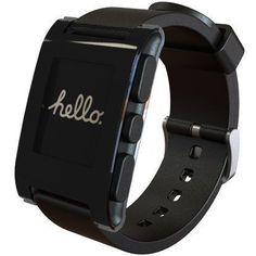 Pebble Smartwatch #Smartwatches