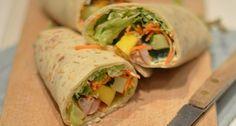 Kip-Mango Wrap