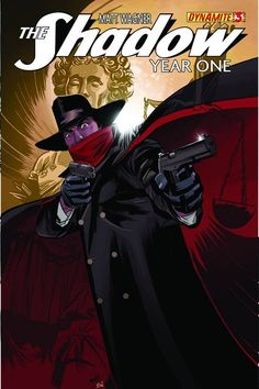 The Shadow: Year One #3 (of 8) Subscription Variant #TheShadow #YearOne…