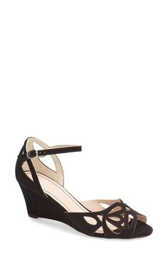 7377a45f170 Klub Nico  Kismet  Wedge Sandal (Women) available at  Nordstrom Ankle Strap