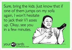 """Remind you of """"someone's"""" kid?? lol"""