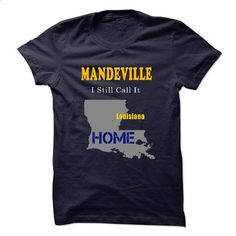 MANDEVILLE - Its Where My Story Begins! - #cool shirt #zip up hoodie