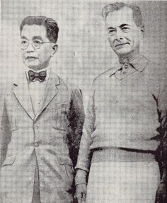 Emilio Aguinaldo with Manuel Quezon Emilio Aguinaldo, President Of The Philippines, From Rags To Riches, Filipiniana, Historical Pictures, Persona, Presidents, History, Historia