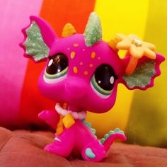 Littlest pet shop Dragon